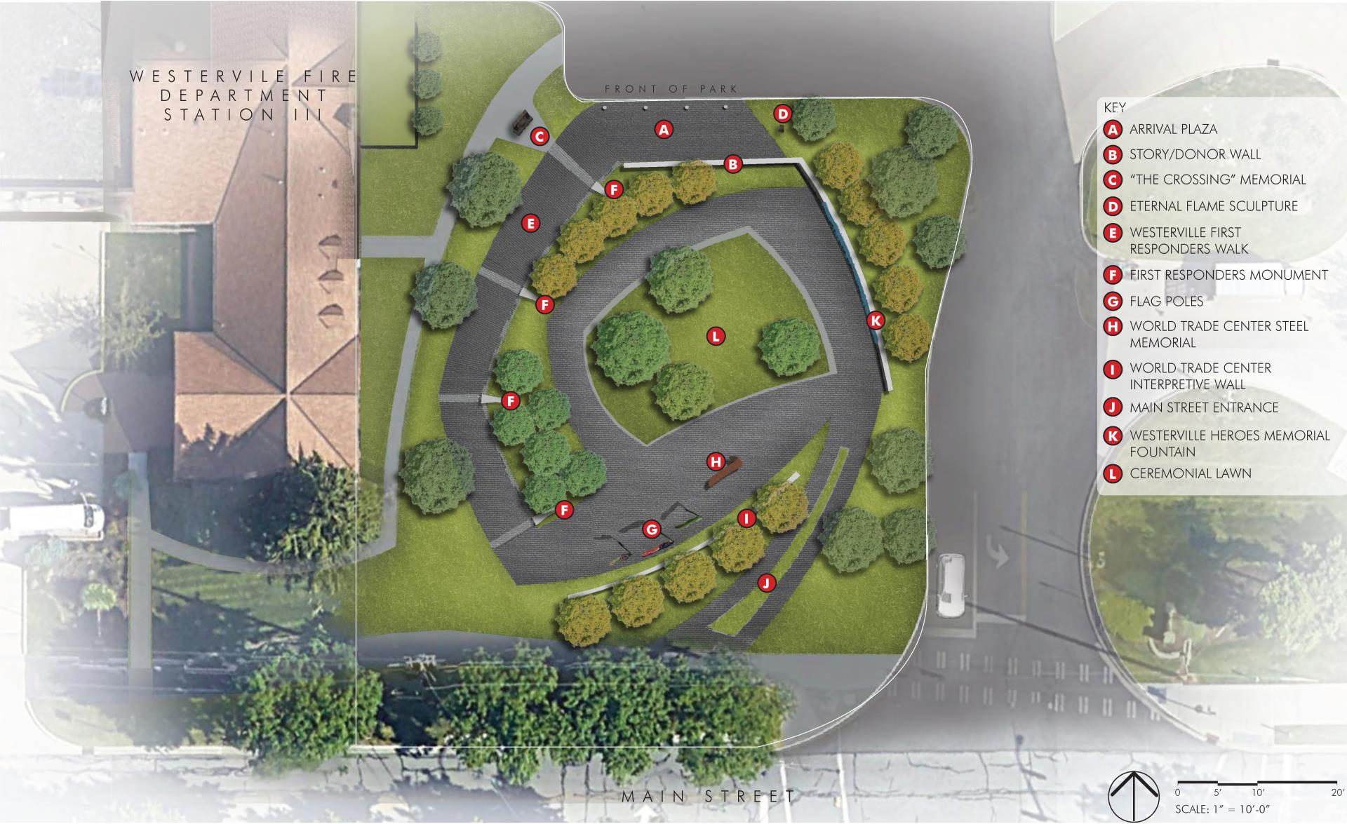 First Responders Park Plan