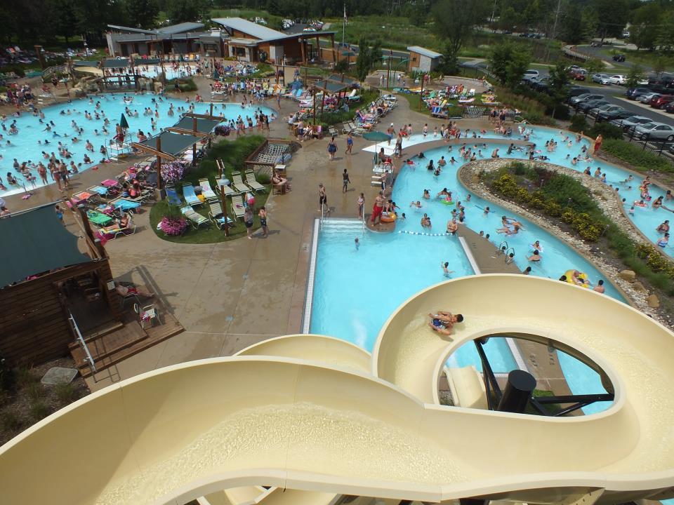 Westerville highlands pool